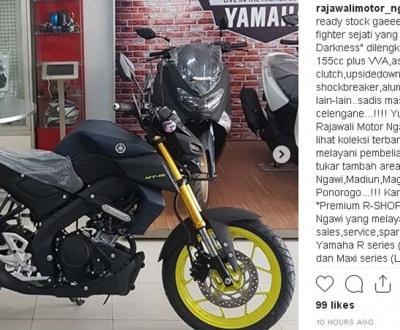 <pre><pre>Tidak Ada Berita, Yamaha MT-15 Ternyata Dijual di Indonesia