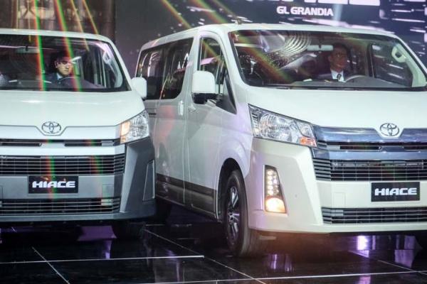 <pre><pre>Toyota HiAce 2019 Resmi Diluncurkan Pertama Kali di Filipina