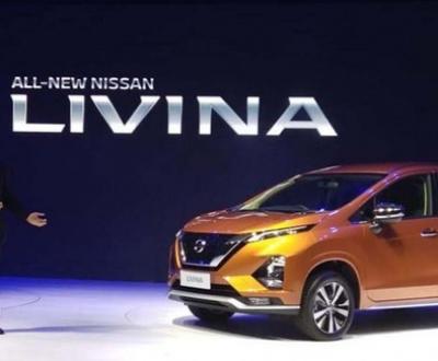 All-New Nissan Livina tahun 2019 (Otosia.com/Nazarudin Ray)
