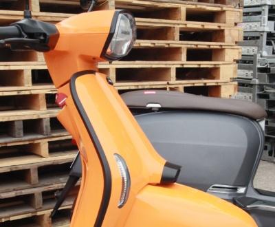 <pre><pre>Rilis Bulan Depan, Inilah Skutik Baru Lambretta