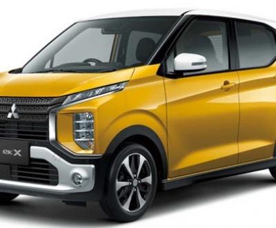 Mitsubishi eK X (Mitsubishi)