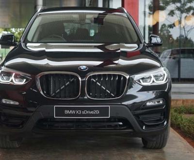 <pre><pre>BMW Meluncurkan Varian X3 Terbaru, Banyak Perubahan Dibuat?