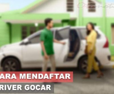 Syarat Menjadi Driver Go Car