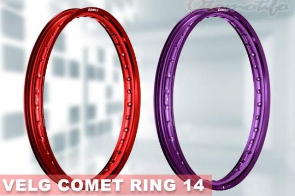 Harga Velg Motor Comet Ring 14