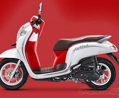 Oli Honda Scoopy Terbaik