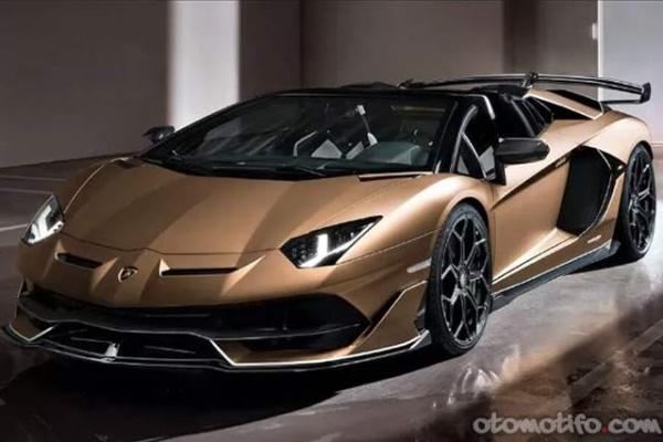 Pajak Mobil Lamborghini Per Tahun