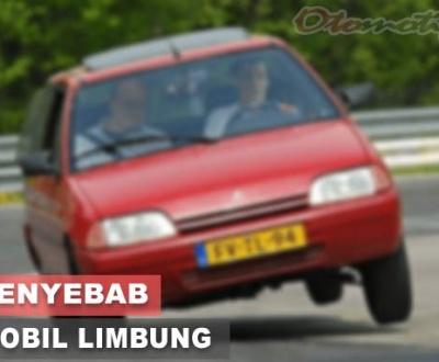 Penyebab Mobil Limbung