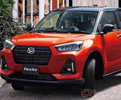 Spesifikasi dan Harga Daihatsu Rocky