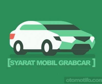 Syarat Mobil Grab Car